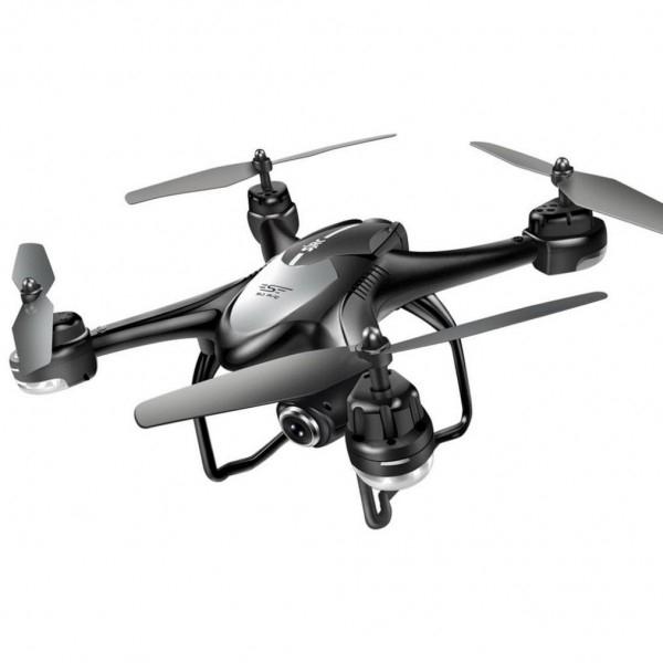 Drona SJRC S30W GPS Folow Me camera 1080p cu transmisie live pe telefon [3]