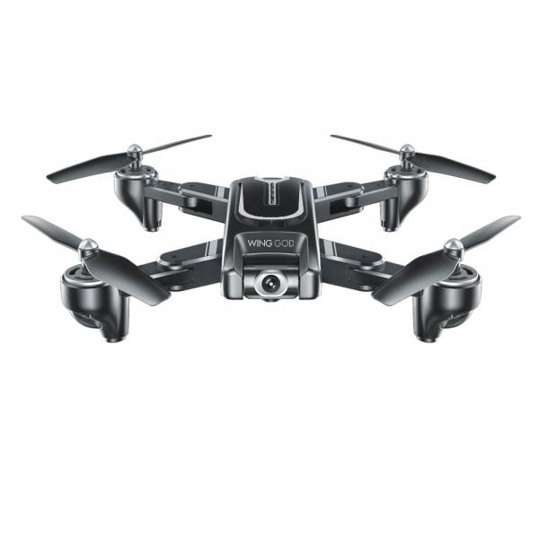 Drona Visuo XS817, camera 4K cu transmisie live pe telefon, GPS [2]
