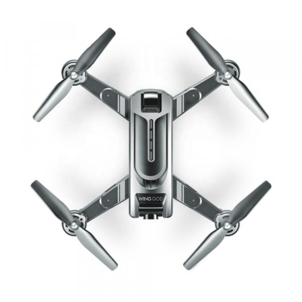 Drona Visuo XS817, camera 4K cu transmisie live pe telefon, GPS [3]