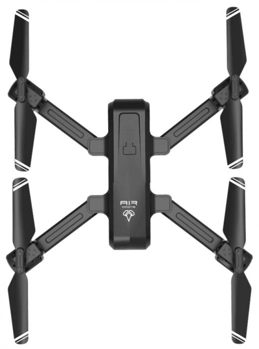 Drona Z11 Air Drone, Camera 4K, Pozitionare Optica,17 minute de zbor,  Altitudine Automata, Transmisie pe Telefon [1]