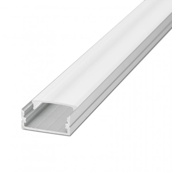 Ecran opal pt. profil LED, 1m 1