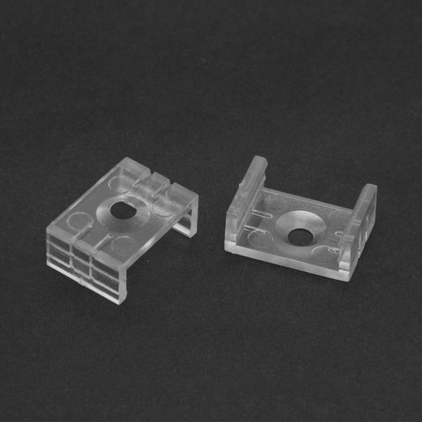 Element de fixare profil de aluminiu banda led - 2 buc. 0
