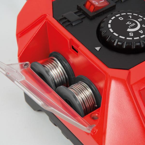 Fahrenheit - Staţie de lipit cu cositor şi suport pentru ciocan, 230 V / 60 W 1