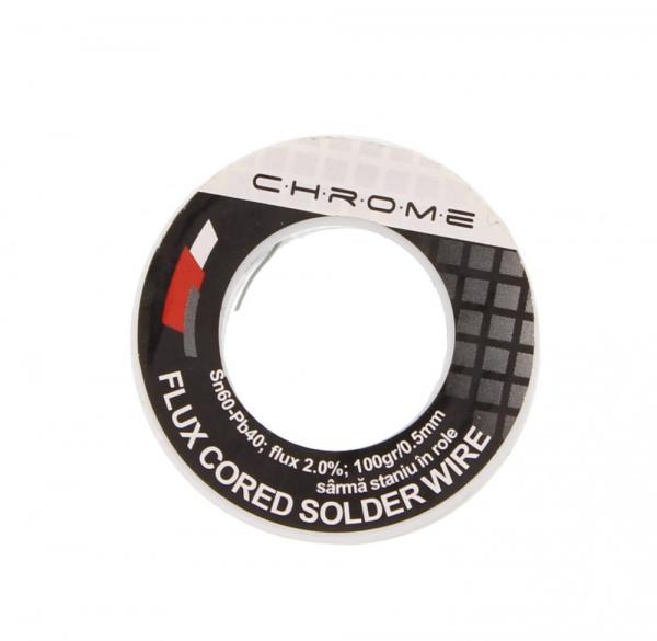 Fludor 100gr 0.5mm SN60 PB40 [0]