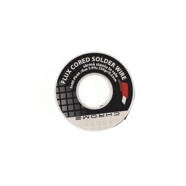 Fludor 250gr 0.5mm Chrome [0]