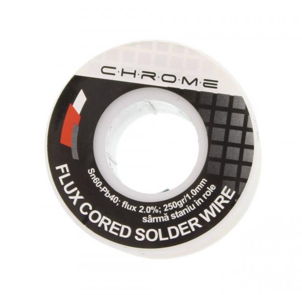 Fludor 250gr 1.0mm SN60 PB40 [0]