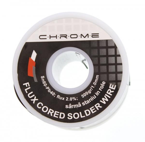Fludor 500gr 1.0mm Chrome 0