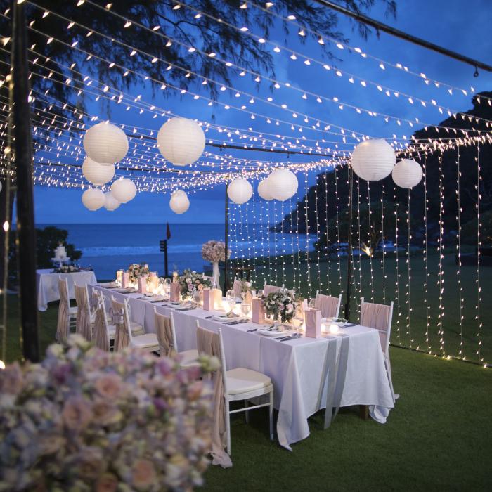 Garden of Eden - Lampion solar cu LED alb, alb rece 21 cm 2