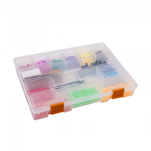 Cutie organizator din plastic stocare si sortare - 275 x 200 x 40 mm 1