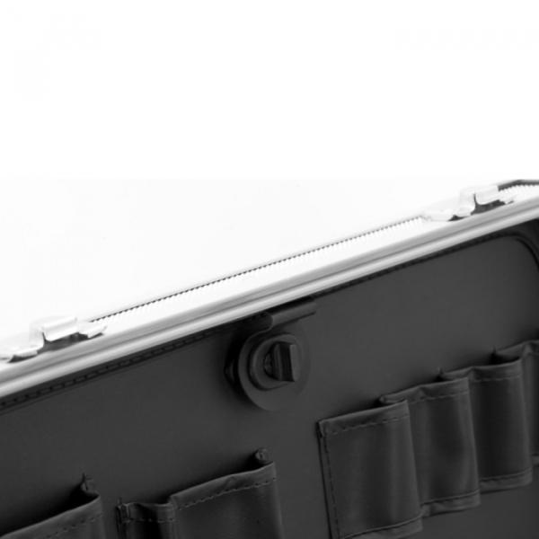 Geanta cutie metalica pentru scule 450 x 330 x 160 mm 2