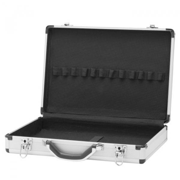 Geanta cutìe metalica pentru scule 400 x 280 x 80 mm 1