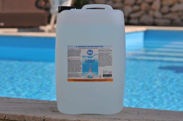 Gehonol Pool Detartrant Pro 1 litru pentru curatire piscine [0]