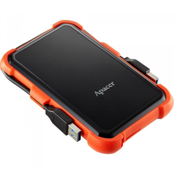 """Hard disk 2.5"""" 2TB USB 3.1, orange, Apacer 0"""