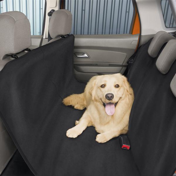 Husa de protectie-scaune auto pentru animale de companie - 140 x 130 cm 0
