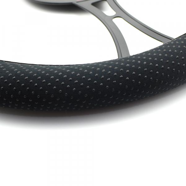 Husa Volan Auto cu efect de masaj cu perle 1