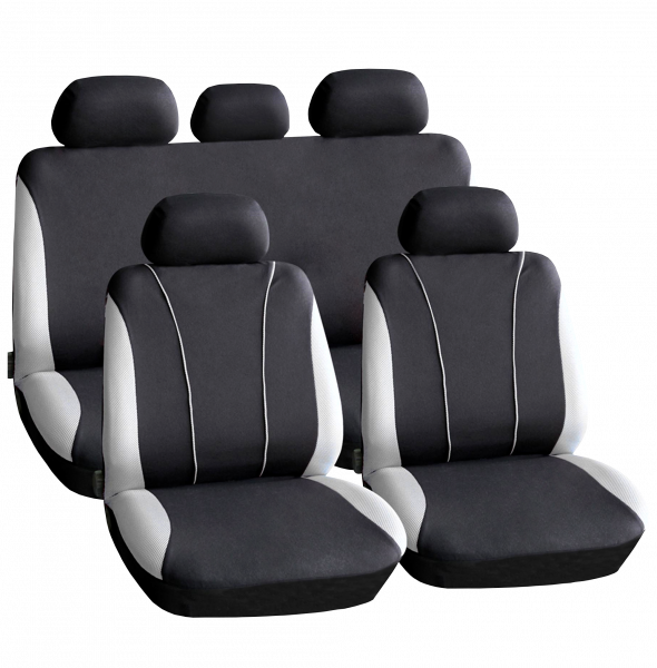 Huse universale pentru scaune auto - gri - CARGUARD 0