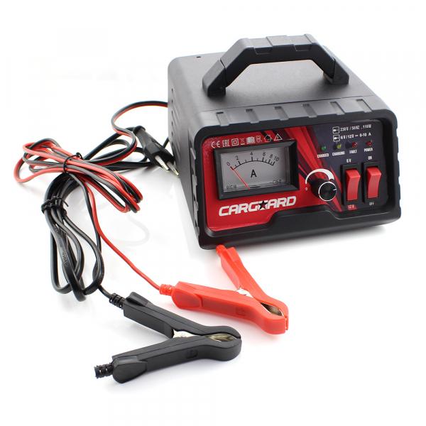 Redresor Incarcator baterie auto 6-12V  10A 1