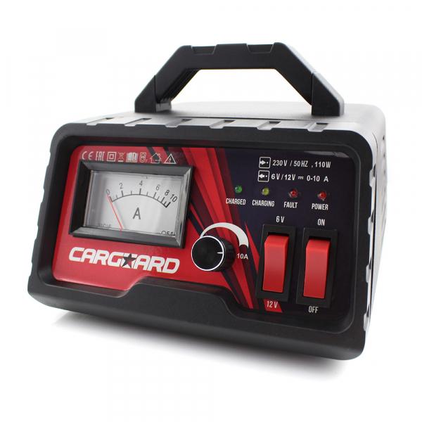 Redresor Incarcator baterie auto 6-12V  10A 0