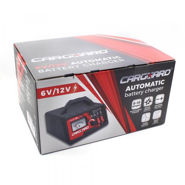 Redresor Incarcator baterie auto 6-12V  10A 4