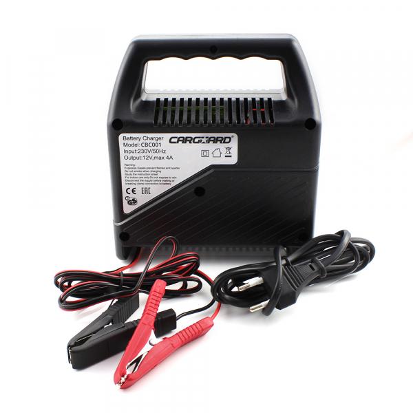 Redresor Incarcator baterie auto 12V 4A 1