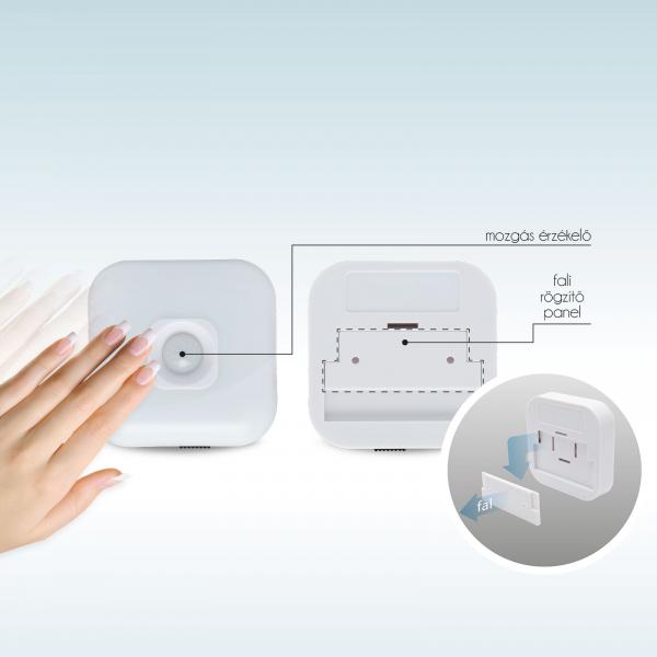 Lampă de ghidare cu senzor de mişcare – USB cu acumulator 2