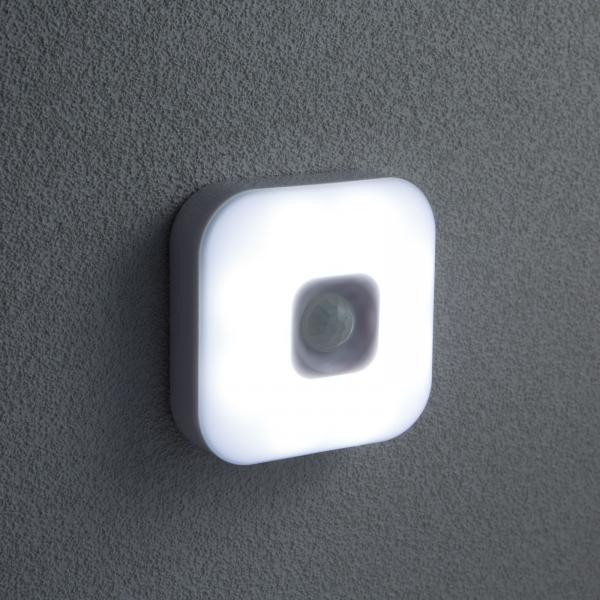 Lampă de ghidare cu senzor de mişcare – USB cu acumulator 0