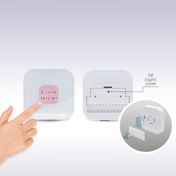 Lampă de ghidare cu senzor tactil – USB cu acumulator [2]