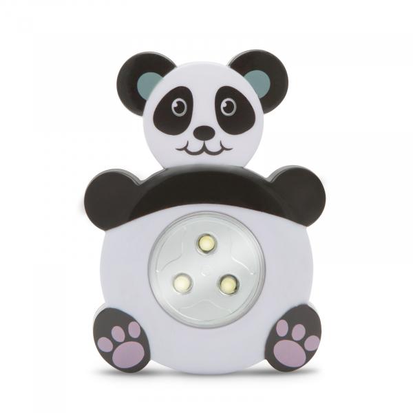 """Lampă de veghe cu buton, model """"Panda"""" 0"""