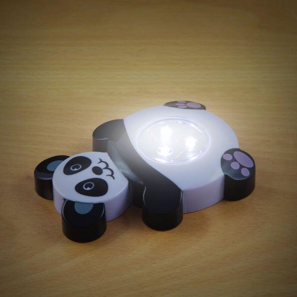 """Lampă de veghe cu buton, model """"Panda"""" 1"""