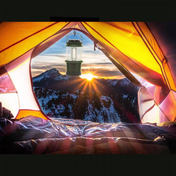 Lampa camping cu LED cu intensitate luminoasa mare [3]