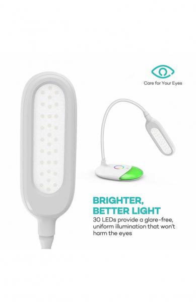 Lampa de birou LED TaoTronics TT DL070 control Touch  Protectie ochi  7W  Acumulator incorporat 5