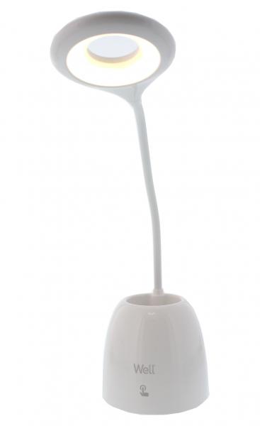 Lampa de birou LED Well cu suport de pixuri 0
