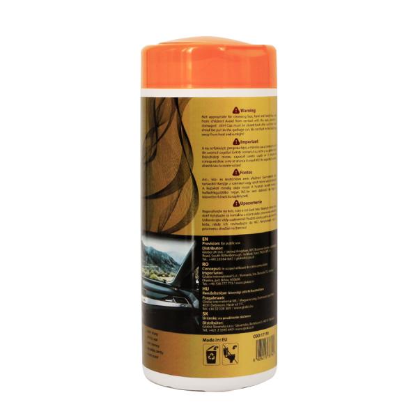 Laveta curatire parbriz - 40 de coli 3
