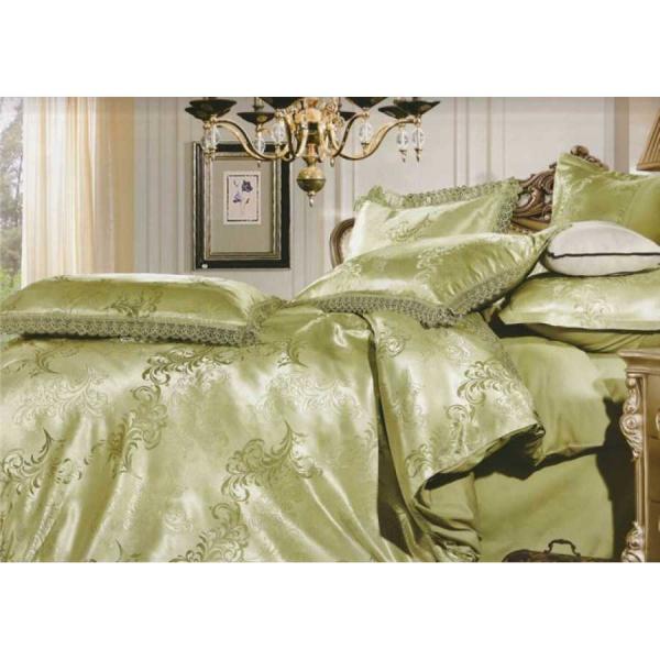 Lenjerie de pat dublu doua persoane - Jacquard MC-1092 0