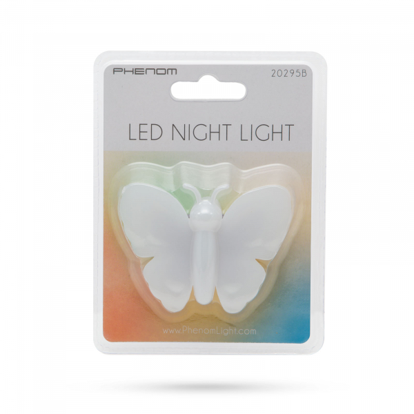 Lumina de veghe model fluture (multicolor), lumina nocturna 2