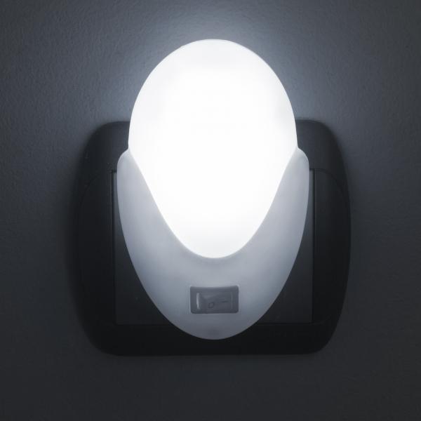 Lumina de veghe LED cu intrerupator- Phenom 0