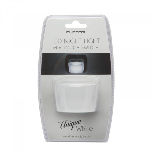 Lumina alba de veghe LED cu senzor tactil, lumina nocturna 2