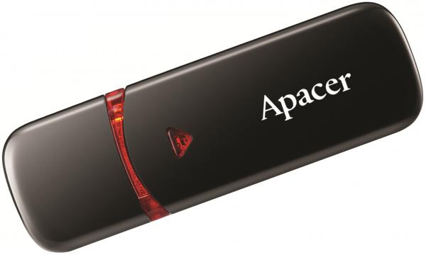 Memorie flash USB 2.0 32GB negru, Apacer 0