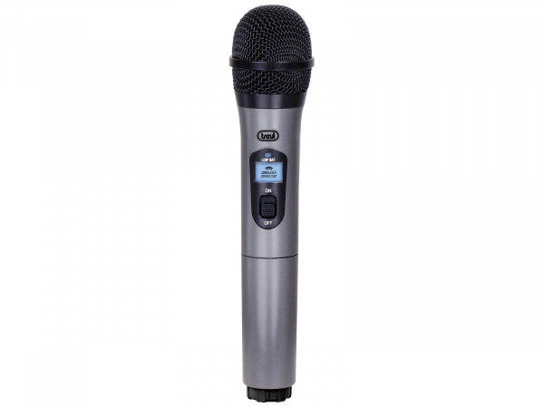 Microfon wireless unidirectional, VHF, EM 401 R, Trevi 0