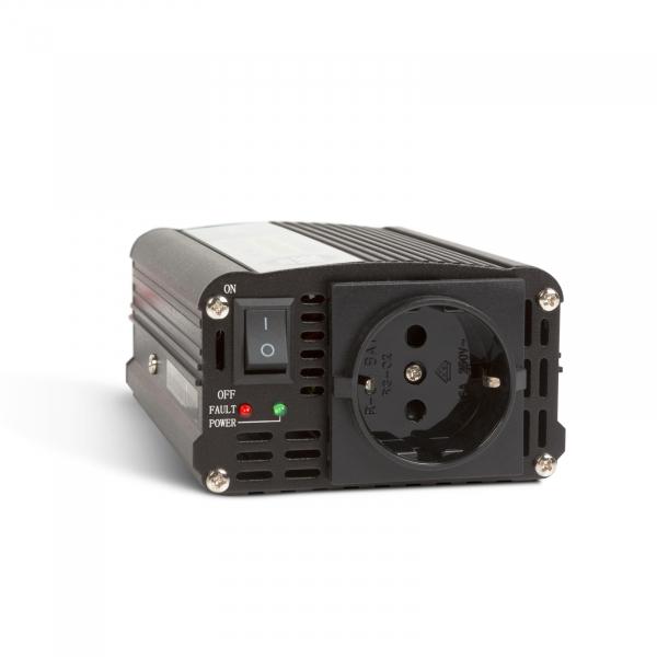 Invertor de tensiune 12 V/230 V - 300W - MNC 1