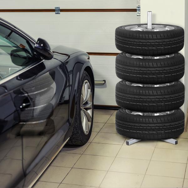 Stativ depozitare pastrare roti auto in sezon iarna-vara [1]