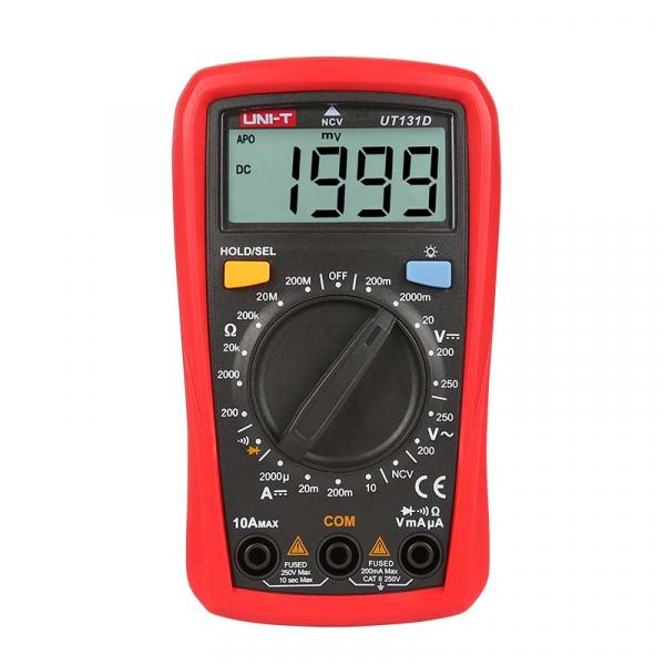 Multimetru digital UT131D UNI-T 0