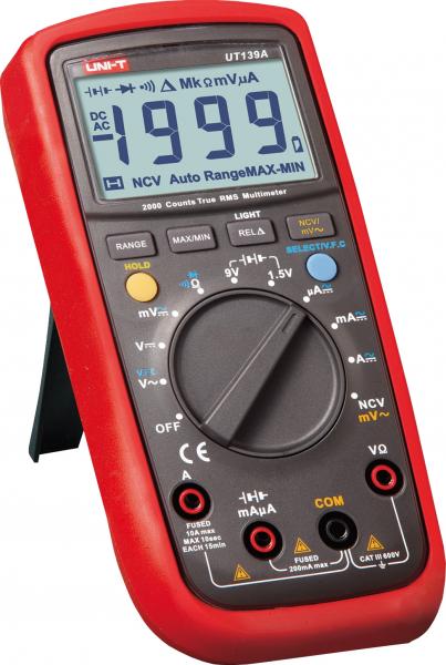 Multimetru digital UT139A UNI-T [0]