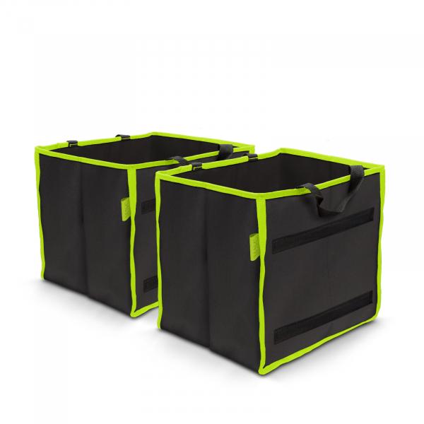 set organizator portbagaj auto - 2 buc. 25 x 30 x 30 cm 0