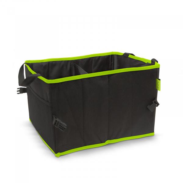 Organizator auto pentru portbagaj cu 2 compartimente 36 x 30 x 25 cm 0