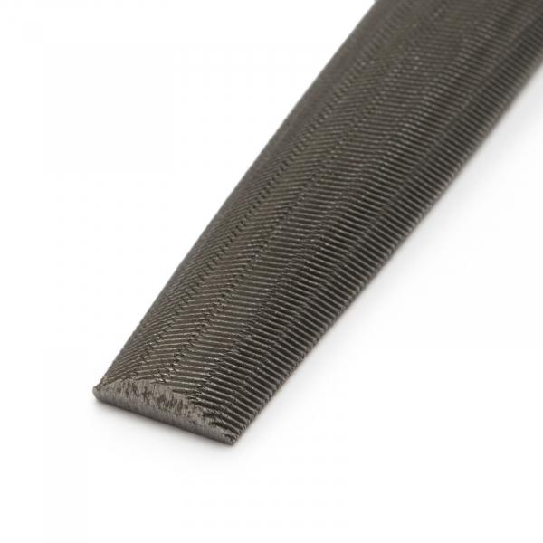 Pila semirotunda pentru metale - dantura incrucisata - medium [1]