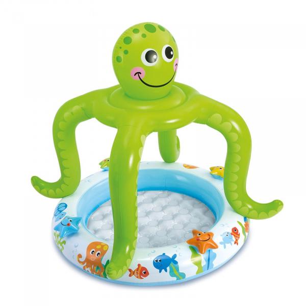Piscina pentru copii OCTOPUS 57115NP model caracatita 0