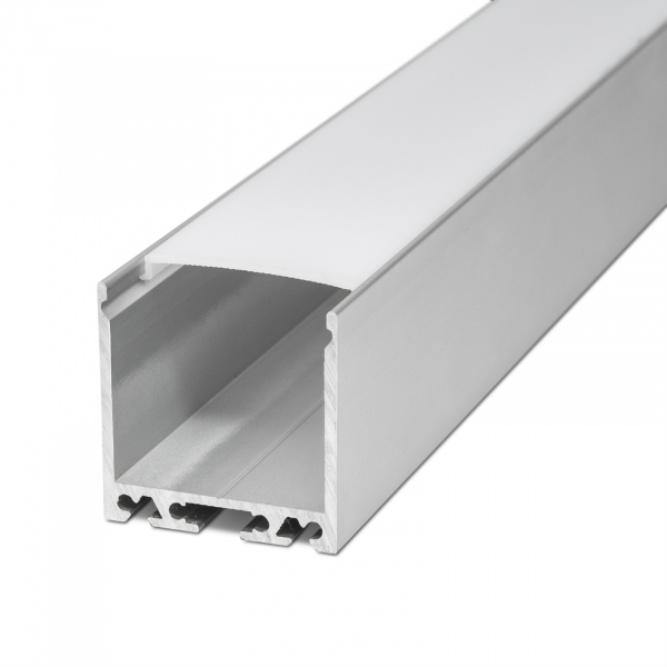 Profil aluminiu  benzi LED, 35x40 mm, 1m [1]