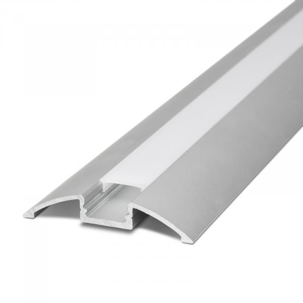 Profil aluminiu  benzi LED, 56x10 mm, 1m [1]