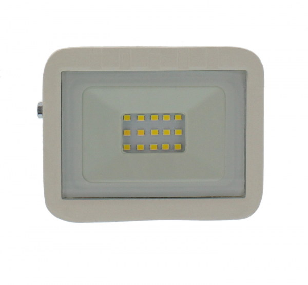 Proiector LED 10W 800lm IP65 4000K alb Well [0]